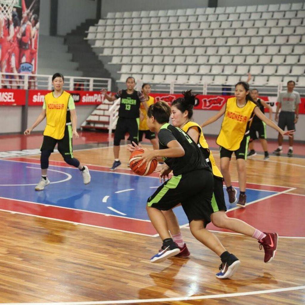 Ini 16 Pemain Timnas Basket Putri ke Asian Games 2018