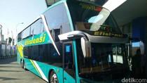 Foto: Deretan Bus Tingkat Mewah yang Wara-wiri di Indonesia