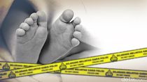 Tukang Botol Temukan Jasad Bayi Mengambang di Sungai Medan
