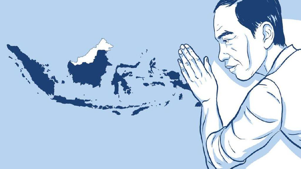 Ini Alasan Jokowi Coret 14 Proyek Strategis Nasional