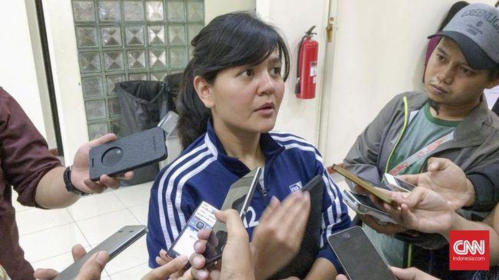Jadi Sekjen PSSI, Ratu Tisha: Semoga yang Terbaik untuk Sepakbola Indonesia