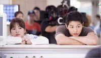 Song Hye Kyo dan Song Joong Ki, pasangan 'Baby Face'.