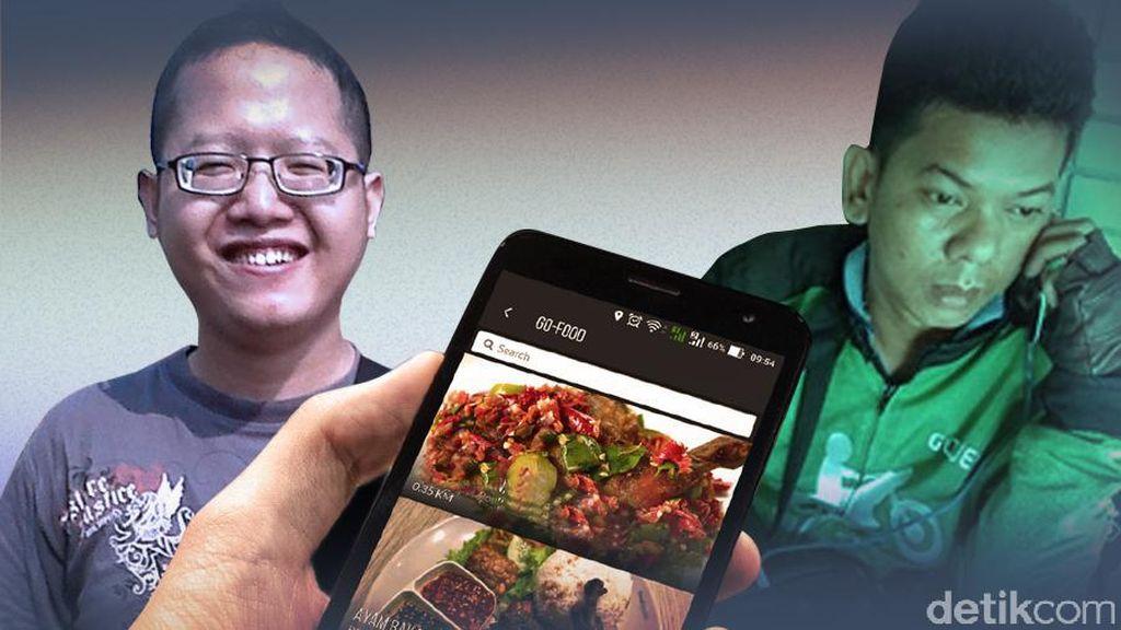 Tim Polisi Selidiki Kasus Order Fiktif Go-Food