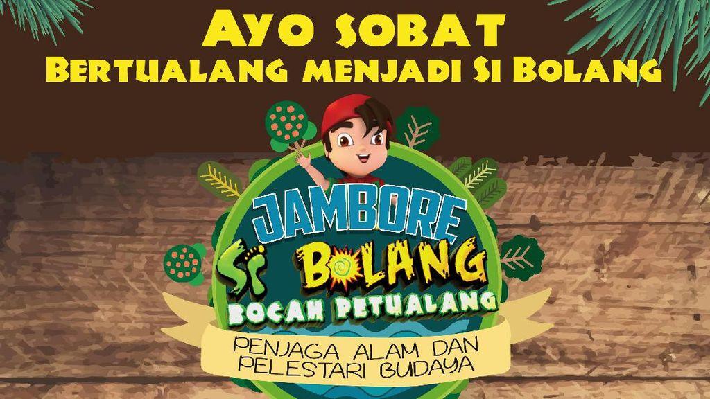 Libur Sekolah, Si Bolang Ajak Syuting Bareng di Bogor