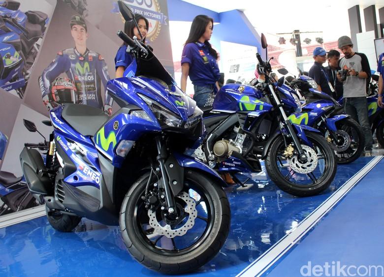 Tidak Ada Nomor 46 atau 25 di Bodi Motor Yamaha ala MotoGP