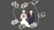 7 Pasangan yang Menggemparkan Karena Pernikahan Beda Usia