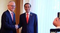 Jokowi Tuntaskan Perjanjian Dagang RI-Australia Akhir 2017