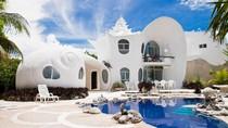Lucu Deh, Rumah Bentuknya Kerang Laut