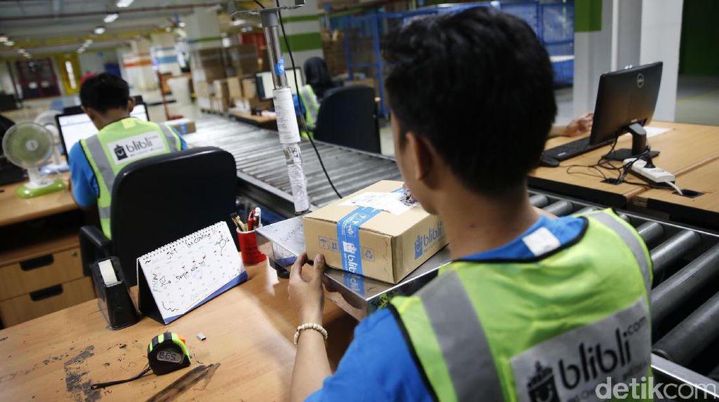Di Era Jokowi-JK, Sektor e-Commerce Ciptakan Lapangan Kerja