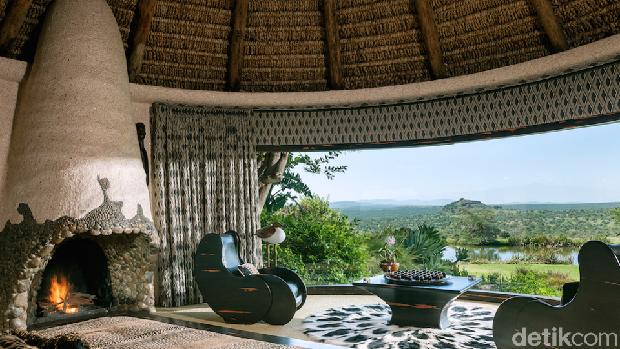 Vila Ol Jogi-Kenya