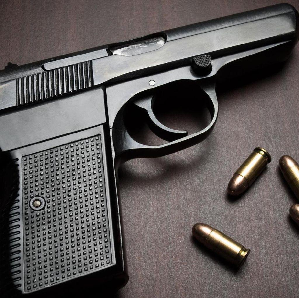 Gali Kebun Warga Aceh, Polisi Temukan Pistol Revolver Sisa Konflik
