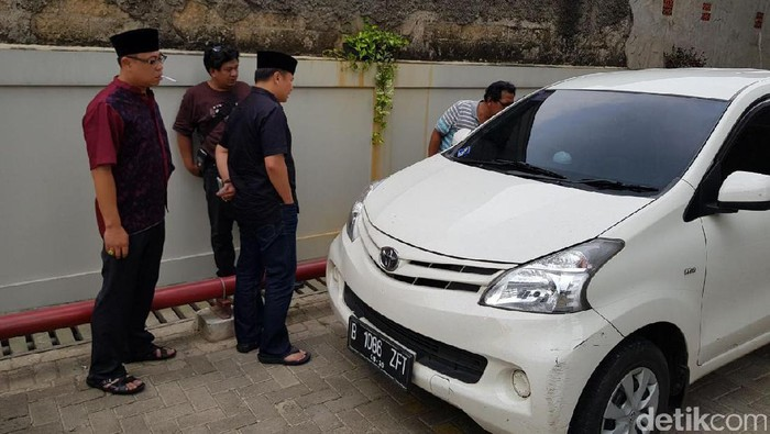 Mobil Hermansyah. Foto: Dok. Istimewa