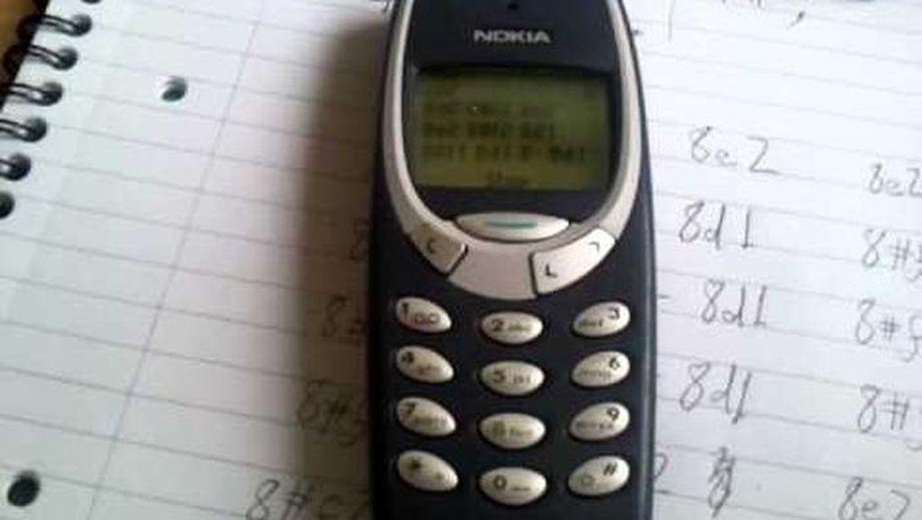 Kebiasaan yang Hanya Dipahami Pengguna Ponsel Jadul