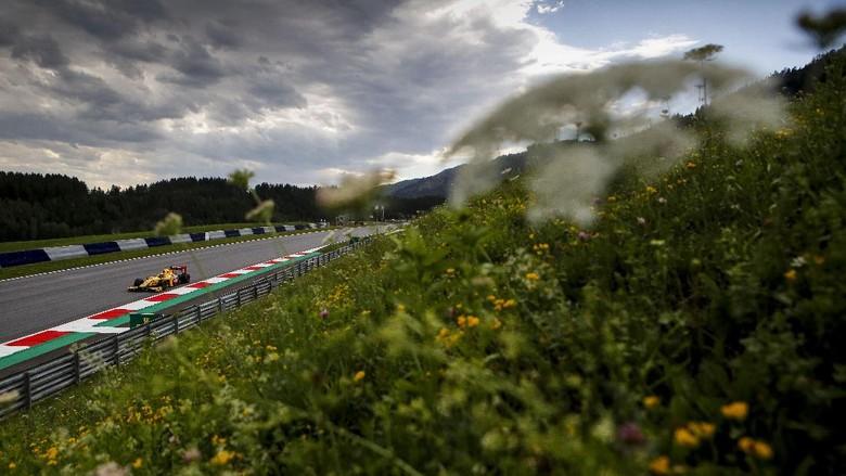 Finis ke-11, Sean Tak Dapat Poin di Sprint Race Austria