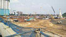 Anggota DPRD dan Sekda DKI Cek Proyek MRT Lebak Bulus-Bundaran HI