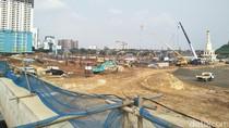 Proyek MRT Fase II, Warga Kampung Bandan Direlokasi