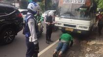 Hadang TransJ di Rutenya, Pihak Metromini: Penumpang Kami Berkurang