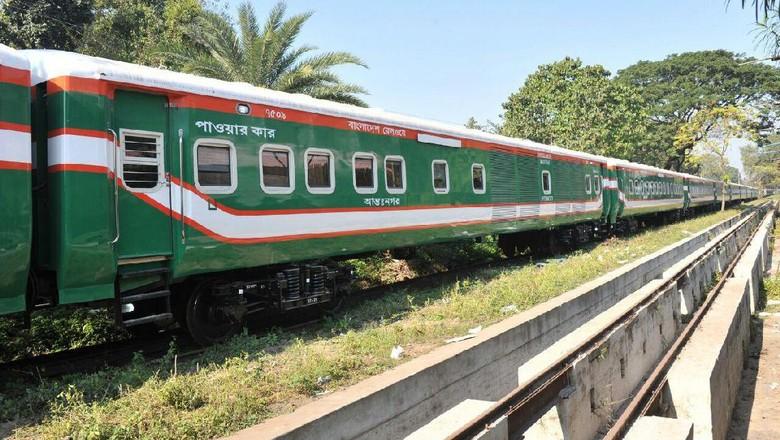 INKA Incar Proyek Kereta Bangladesh Rp 1,4 Triliun
