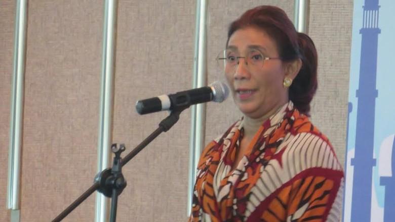 3 Tahun Jokowi-JK, Susi Bangga Produksi dan Konsumsi Ikan Naik