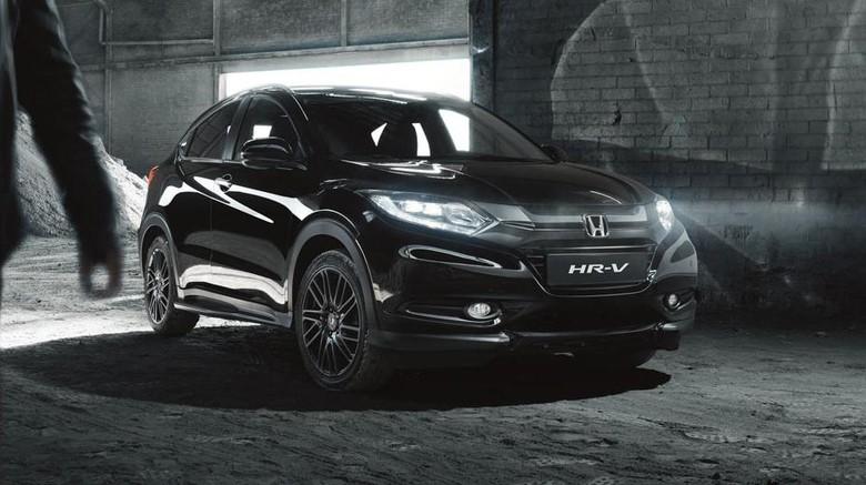 Honda HR-V Black Edition, Lebih Sangar Serba Hitam