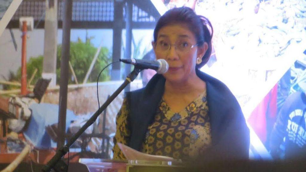 Buka Rakornas Satgas, Susi: 2 Dekade Ribuan Kapal Asing Mencuri Ikan RI
