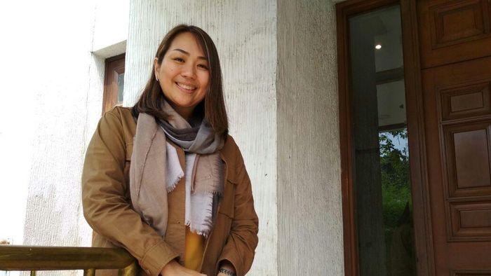 Wakil Direktur Utama Pan Brothers Anne Patricia Sutanto. Foto: Danang Sugianto/detikFinance