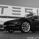 Melihat Fitur Supercharge Tesla Model 3