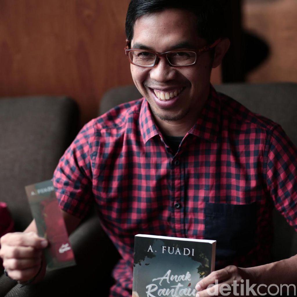 Novel Anak Rantau Ahmad Fuadi Diapresiasi Pembaca Mancanegara