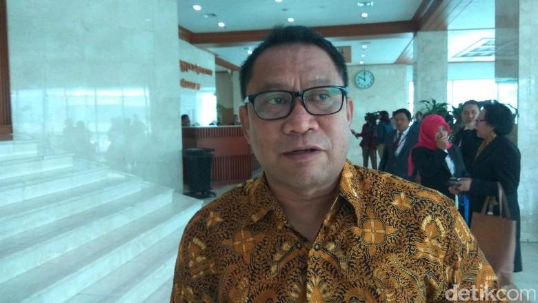 Gerindra Minta Jokowi Konsisten Tolak Revisi UU KPK