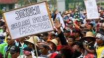 Aksi Menolak Keputusan Menteri Susi