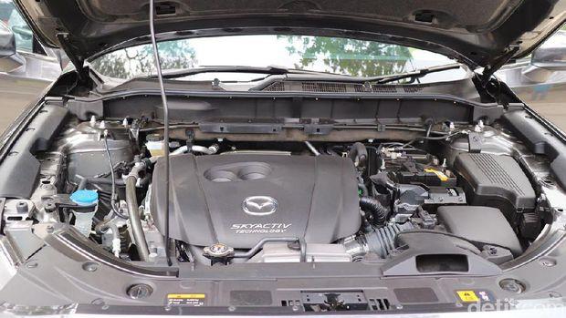 Mesin 2.500 cc Mazda CX-5
