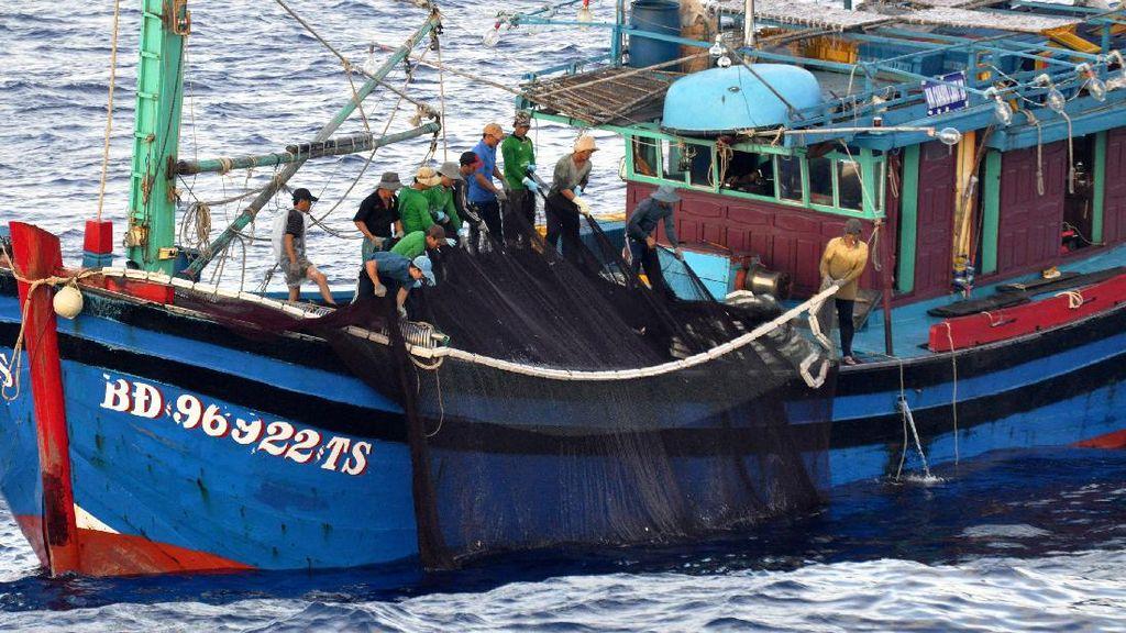 600 Nelayan Tegal Dukung Susi Larang Penggunaan Cantrang