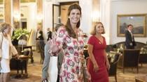 Mengenal Juliana Awada, Ibu Negara Berdarah Suriah Paling Elegan di Dunia