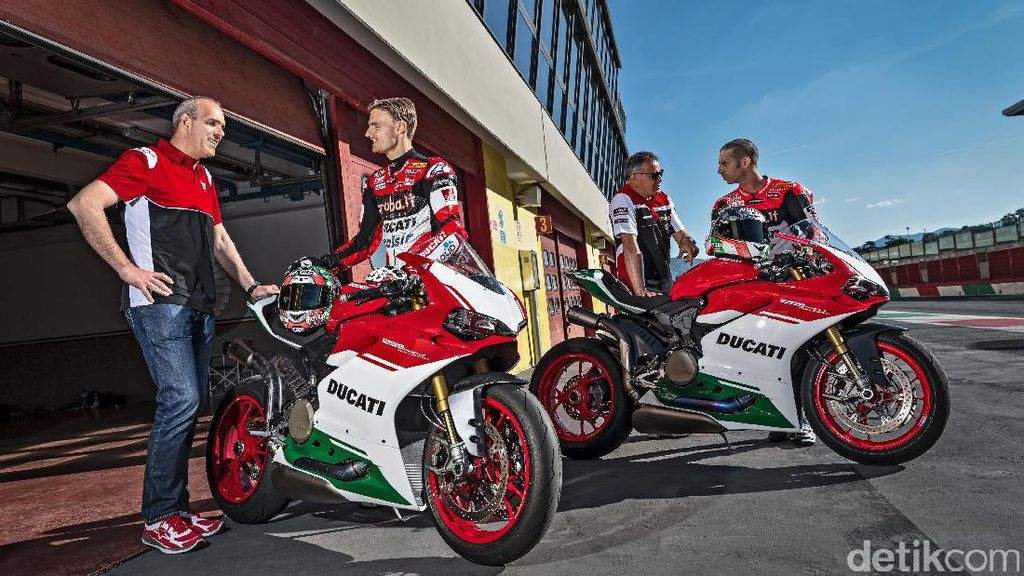 Kece-nya Ducati 1299 Panigale R Final Edition