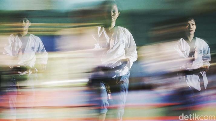 Taekwondo Nomor Poomsae Fokus ke SEA Games
