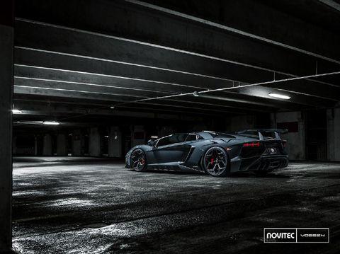 Kecantikan Mobil Super Ini, Buat Pecinta Mobil Meleleh