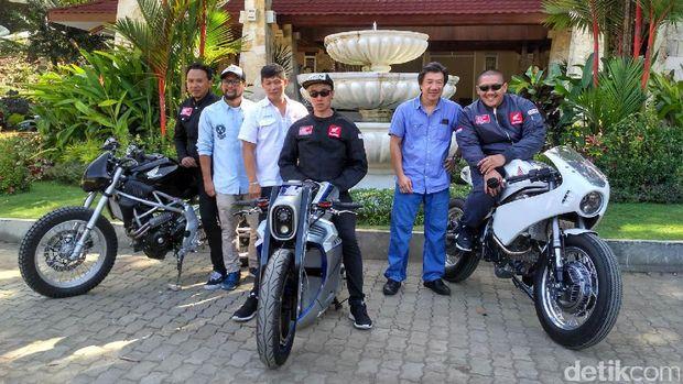 3 Honda CBR250RR Modifikasi Keren Jalan-jalan di Yogyakarta