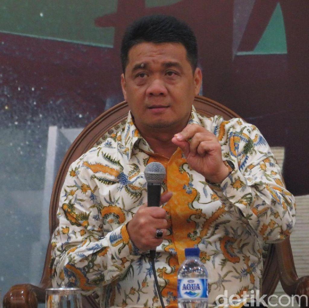 Gerindra Kecewa Paspampres Cegah Anies ke Podium Piala Presiden