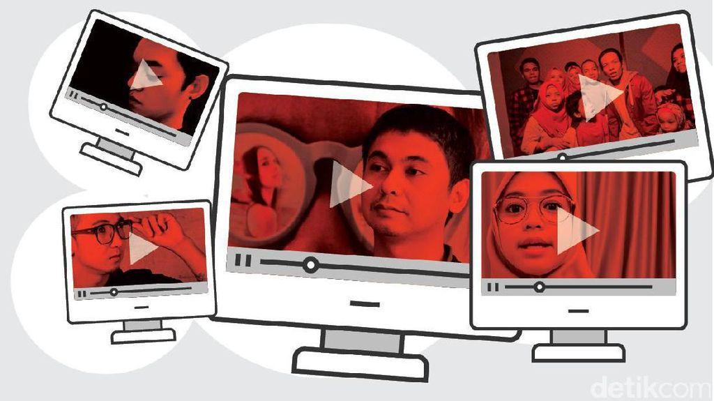 2017, Netizen Indonesia Kepincut Jadi Selebgram dan YouTuber