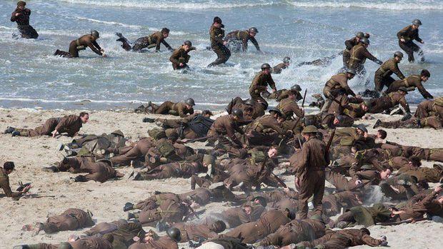 Ada Peran Steven Spielberg di Keberhasilan 'Dunkirk' Karya Nolan