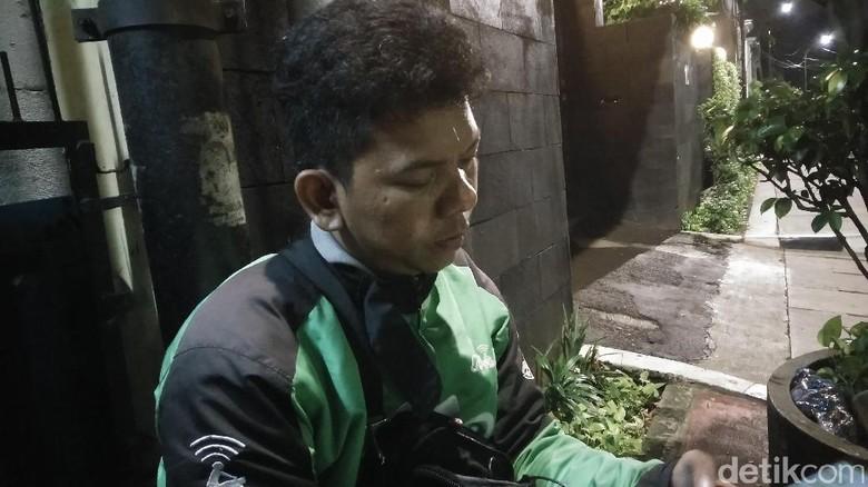 Driver Gojek Korban Order Fiktif: Buat Dia Iseng, Buat Kami Musibah