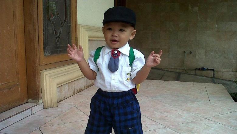 Yuk, Perhatikan Tanda Kesiapan Sekolah si Kecil/ Foto: Facebook Annisa Citra