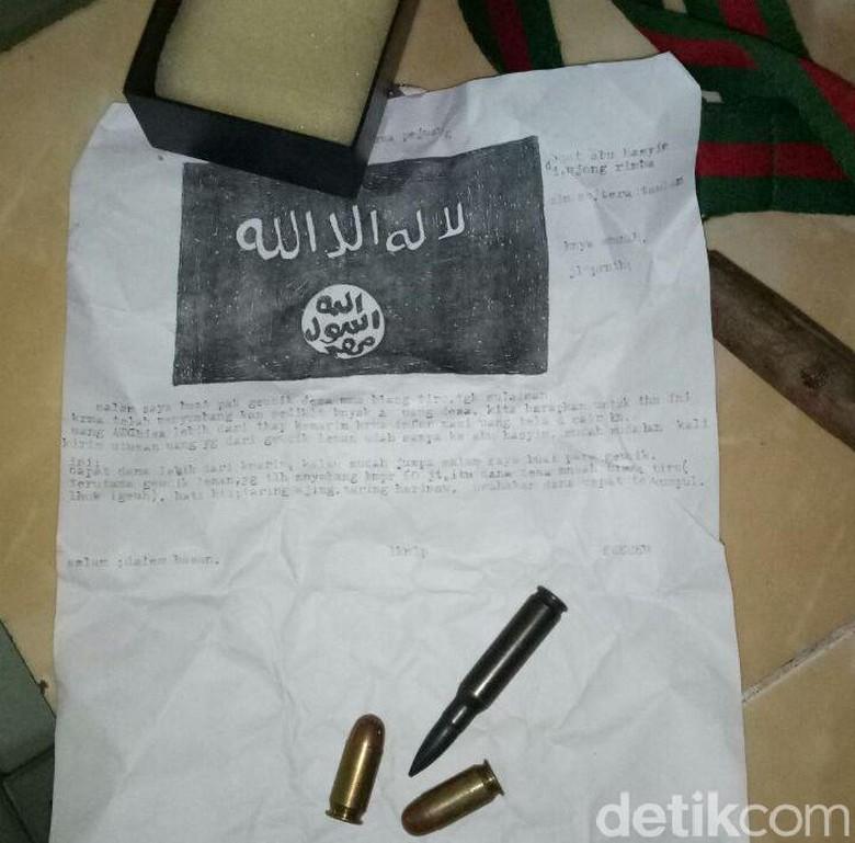 Surat Berlogo ISIS Ditemukan di Aceh, Polisi: Untuk Pemerasan