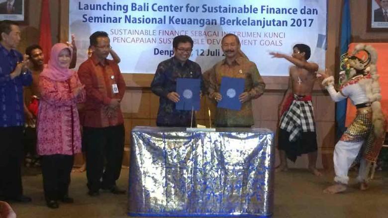 Bali Punya Pusat Informasi Keuangan, Ini Lokasinya