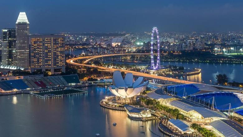 Cerita Singapura Setop Pertumbuhan Mobil Demi Cegah Macet