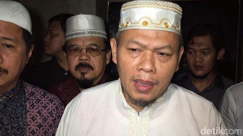 GNPF-Ulama Rombak Kepengurusan, Bachtiar Nasir dan Munarman Diganti