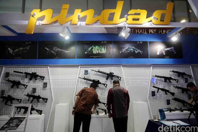 Foto: Canggihnya Senjata Buatan Dalam Negeri yang Mendunia
