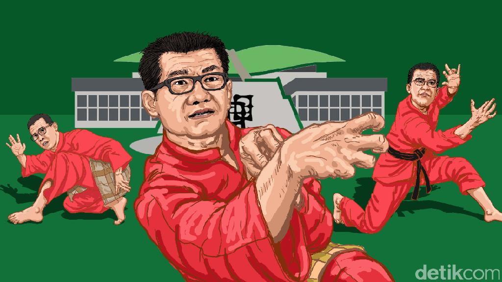 Manuver Ono-ono Wae Senayan