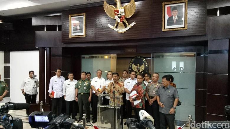 Menko Wiranto: Perppu 2/17 Bukan untuk Batasi Ormas