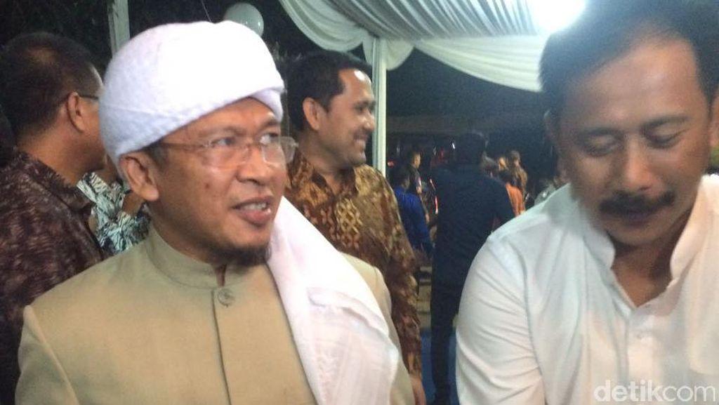Prabowo, Sandiaga, hingga Aa Gym Hadiri Halalbihalal PAN